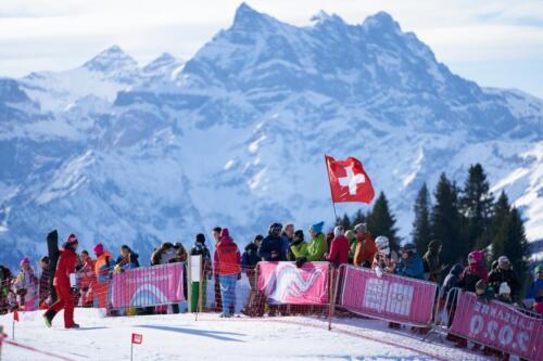 Lausanne 2020 Winter YOG, Ski Mountaineering, Mixed NOC Relay
